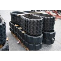 China Rubber track for construction machinery, agricultural machinery, snowmobile wholesale