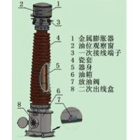 China Oil-immersed vertical type current transformer wholesale