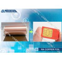 China Electro - Deposited PCB Copper Foil Sheet For FPC And FCCL Fine Circuit Application wholesale