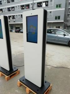 China 22 Inch 2500nits Interactive Digital Signage Kiosk IP65 1200W wholesale