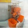 China Full Automatic Lemon Juicer Machine Juice Maker Squeezer With Auto Feeder wholesale