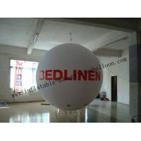 China Waterproof Inflatable Advertising Helium Balloons With 540*1080dpi Digital Printing For Advertising wholesale