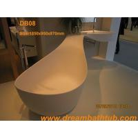 China Synthetic stone bathtub wholesale