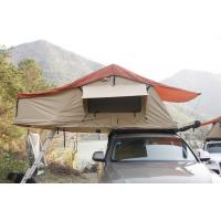 China Waterproof 4x4 Roof Top Tent Car Extension Tent With 6 Cm Thickness Mattress wholesale