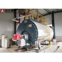 China Diesel Oil Fired Steam Boiler Product 2400 Kg Hour In Sugar Factory wholesale