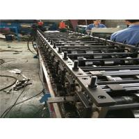China HVAC Duct Roller Shutter Door Roll Forming Machine 0.5-1.5mm Interface Control wholesale