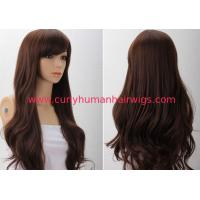 Buy cheap Virgin 99j Curly Real Human Hair Full Lace Wigs100% Brazilian Hair Wig from wholesalers