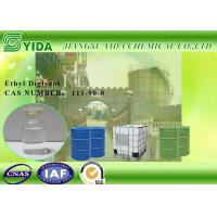 China Industrial Cleaners Ethylene Glycol Monoethyl Ether High Boiling Point Ethyl Diglycol wholesale