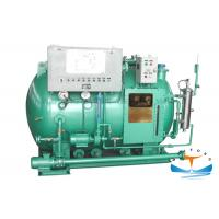 China AC380V Marine Anti Pollution Equipment 1150 Kg Wastewater Treatment Plant on sale