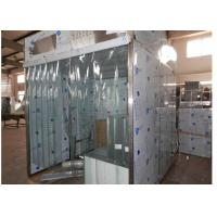 China Sampling / Dispensing Booth For Powder Weighting , Positive Pressure Clean Room ISO 5 wholesale