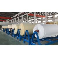 China Non Woven Polyester With PTFE Membrane Filter Cloth Dust Colletor Bag Use wholesale