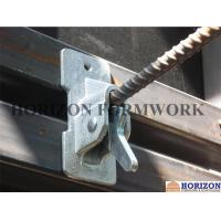 China Cast Iron Spring Clamp Concrete Forming Accessories Tensioning Wire Tie Bar wholesale