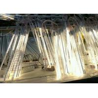 China White / Red 72LED Meteor Shower Tree Lights Shower Rain 0.8m Double Side 3D 5050SMD wholesale