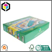China Environmental Soybean Oil Ink Color Print Corrugated Cardboard Packaging Box Supplier