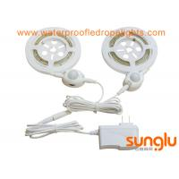 China Dimmable Motion Activated Bed Light LED Strip for Bedroom Night Light Amber for Baby wholesale