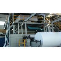 China YP- S1600 Single Beam PP Spunbond Production Line Non Woven Making Machine on sale