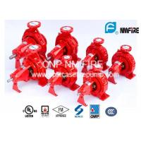 China Energy Saving Horizontal End Suction Centrifugal Pumps For Terminals / Oil Depots wholesale