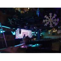 Buy cheap High Gray Scale Indoor LED Advertising Board Concert Video Wall Front  Access from wholesalers