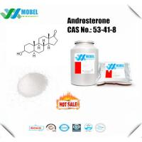 Steroid Raw Powder androsterone CAS 53-41-8  Pharmaceutial Grade BP USP Standard 99% Purity