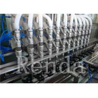 China Pneumatic Bottled Edible Oil Filling Sealing Machine 0.55 - 0.8MPa 1 Year Warranty wholesale