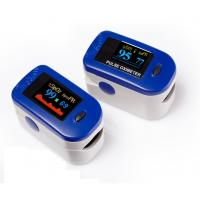 China portable digital medical Color OLED display Finger Pulse Oximeters for home hospital on sale