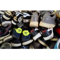 China Chinese Used Clothing and Shoes Wholesale , Second Hand Men Sports Shoes wholesale