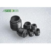 China Cemented Tungsten Carbide Drill Bit Nozzle AN-040 For Gas And Oil Industry wholesale