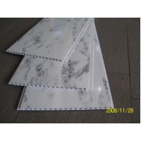 Quality Waterproof Bathroom Wet room Wall Panels / Construction PVC Wall Panel for sale