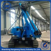 China Finely processed hammer pile driver rotary used pile driver for sale wholesale