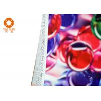 China Max Width 3.2m Printed Felt Sheets 100% Polyester With PVC Dotted Nonwoven wholesale