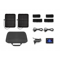 Buy cheap Multicolor Pain Relief 210pcs LED Light Therapy Pad For Clinic from wholesalers