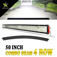China Weatherproof Off Road Led Light Bar FCC Standard Apply To ATV / SUV wholesale
