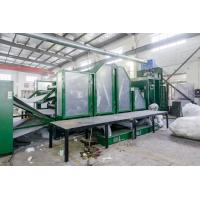 China HongYi-2 Years Warranty High Efficiency Nonwoven Carding Machine Double Doffer For Wool wholesale