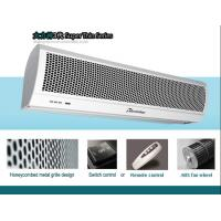 Buy cheap Single Cooling Compact Commercial Air Curtain For Overhead Doors 120cm Length from wholesalers