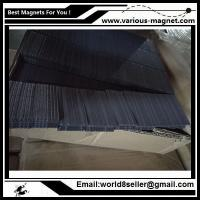 China Anisotropic Magnetic profile size 72(+/-0,2)X15(+/-0,5)X8,8(+/-0,2)X4,5(+0,2/-0)X4(+/-0,5)mm, magnetization along the si wholesale
