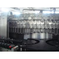China 5.2KW carbonated drink filling machine / bottling equipments 9,000BPH (500ml) capability on sale