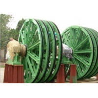 China 6 Wire Rope 770KN 2.8m Drum Hoist System wholesale
