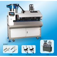 China 5 Amp Indian Plug Insert 2 Pole Hollow Pin / Solid Pin Crimping Machine wholesale