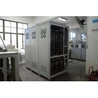 China Industrial Low Voltage 1250KVA Three Phase AC Power Stabilizer With Short - Circuit Protection Touch Screen Dispaly wholesale