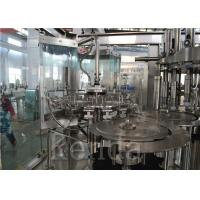 Buy cheap Full Automatic Juice Filling Machine , Beverage Filling Machine Bottling from wholesalers