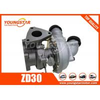 China HT12-19B 14411-9S000 1047282 Car Turbocharger For Nissan ZD30 Engine on sale