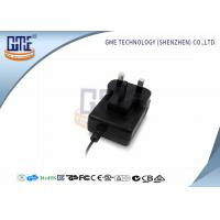 China GME Power Adapter UK Plug Intertek AC DC Adaptor 12v Low Ripple on sale