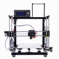 China Fastest Aluminum diy Desktop 3d printer machine , More Stable 3 dimensional Printer wholesale