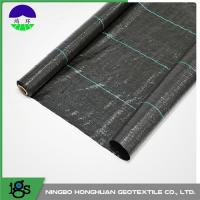 Quality Separation PP Split Film Geotextile Driveway Fabric 235gsm Anticorrosion for sale