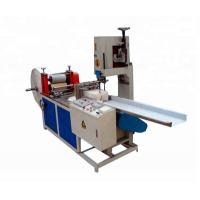 Buy cheap High speed napkin tissue machine embossing and color printing Paper Napkin from wholesalers