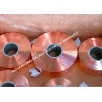 China Cast Resin Transformer Copper Sheet Roll With Brighter And Cleaner Surface on sale