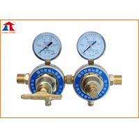 China Adjusted High Pressure Oxygen 2 Stage Gas Regulator For Cutting Machine wholesale