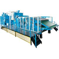China Fiber Processing / Nonwoven Cotton Carding Machine High Performance Dust Collection System wholesale