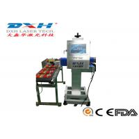 Buy cheap High Precision Automatic Laser Marking Machine 30W Co2 Laser Marker For Glass from wholesalers