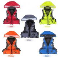 China Adult Marine Swimsuit Foam Fishing Life Jacket wholesale